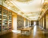 La bibliothèque bénédictine & le musée d'art Sacré