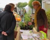 Le marché d'automne d'Hannonville