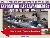 EXPOSITION LES LAVANDIERES