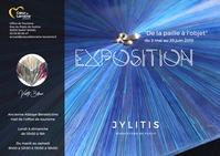 EXPOSITION 'DE LA PAILLE À L'OBJET' DE VIOLETTE BELLUZZI