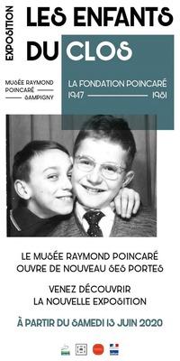 EXPOSITION 'LES ENFANTS DU CLOS POINCARÉ'
