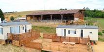MOBILE HOME 4 PLACES FERME DE WOIMBEY - Woimbey
