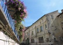 FAÇADE REMARQUABLE : HOTEL DE BOUSMARD - Saint-Mihiel