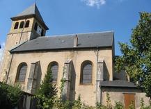 AITRE FORTIFIÉ DE BAYONVILLE SUR MAD - Bayonville-sur-Mad
