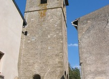 AITRE FORTIFIÉ DU VILLAGE D'ARNAVILLE - Arnaville