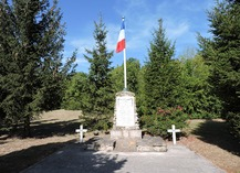 MONUMENTS DE LA BATAILLE DE VAUX MARIE - Rembercourt-Sommaisne
