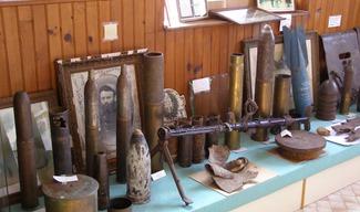 MUSEE 14/18 - Apremont-la-Forêt