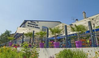 HOTEL RESTAURANT DU LAC DE MADINE - HEUDICOURT SOUS LES COTES