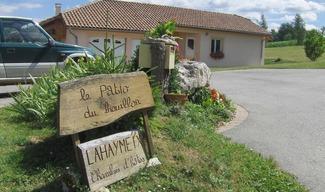 CHAMBRES D'HOTES LE PATIO DU BROUILLON - Lahaymeix