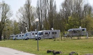 AIRE DE STATIONNEMENT CAMPING-CAR DU LAC DE MADINE - HEUDICOURT - Heudicourt-sous-les-Côtes