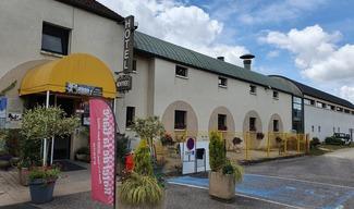 HOTEL DE LA GARE - SAINT MIHIEL