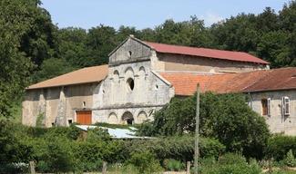 ABBAYE DE SAINTE MARIE AU BOIS - Vilcey-sur-Trey
