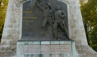 MONUMENT DE 'LA LORRAINE RECONNAISSANTE' - Flirey