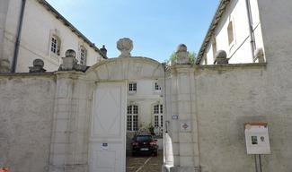 FAÇADE REMARQUABLE : HOTEL DE ROUYN - Saint-Mihiel