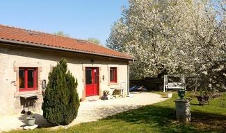 GITE L'ABRI ROLANGE - Essey-et-Maizerais