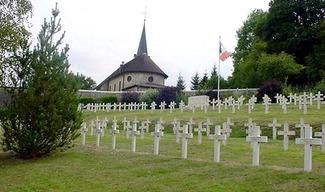 NECROPOLE FRANCAISE - Saint-Remy-la-Calonne