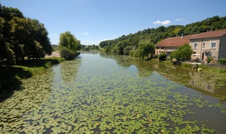 LA VALLEE DE LA MEUSE - Saint-Mihiel