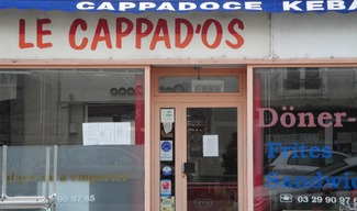KEBAB LE CAPPADOS - Saint-Mihiel