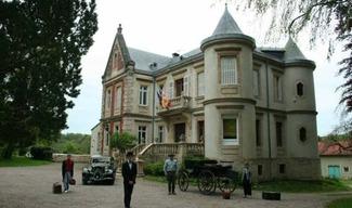CHAMBRE D'HOTES CHATEAU DE CONDÉ - Les Hauts-de-Chée