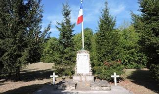 MONUMENT DE LA BATAILLE DE VAUX MARIE - Rembercourt-Sommaisne