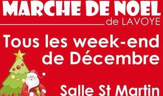 MARCHÉ GOURMAND DE NOEL - Lavoye
