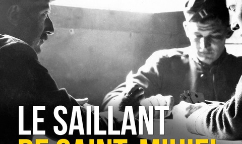 EXPOSITION LE SAILLANT DE SAINT MIHIEL, DE L'OCCUPATION A LA LIBERATION