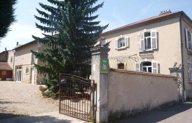GITE DE L'ERMITAGE 4 - Thiaucourt-Regniéville