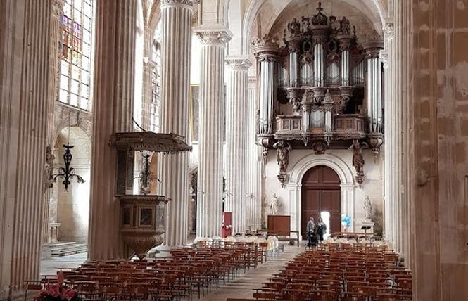EGLISE SAINT-MICHEL 1 - Saint-Mihiel