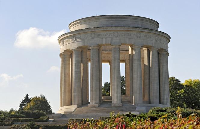MEMORIAL AMERICAIN DE LA BUTTE DE MONTSEC 2 - Montsec