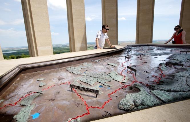 MEMORIAL AMERICAIN DE LA BUTTE DE MONTSEC 4 - Montsec