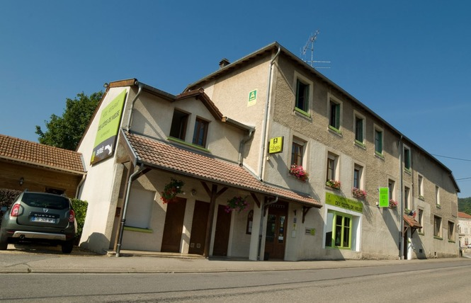 HOTEL RESTAURANT DES COTES DE MEUSE 6 - Saint-Maurice-sous-les-Côtes