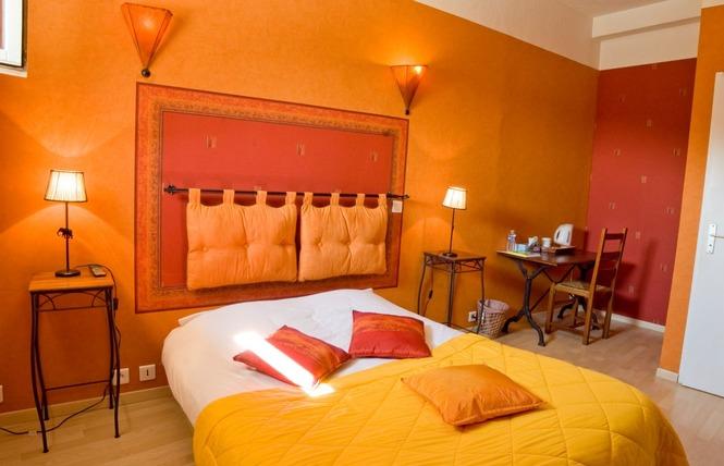 HOTEL RESTAURANT DES COTES DE MEUSE 3 - Saint-Maurice-sous-les-Côtes