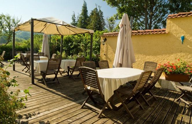 HOTEL RESTAURANT DES COTES DE MEUSE 5 - Saint-Maurice-sous-les-Côtes