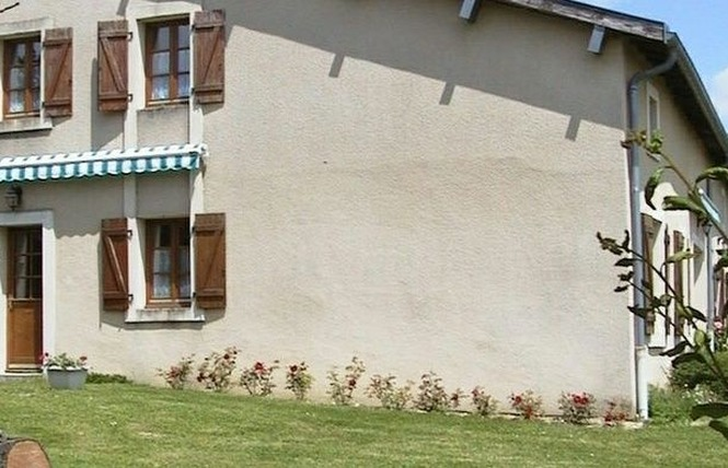 GITE D'HAUMONT-LES-LACHAUSSEE - 55G369 1 - Lachaussée