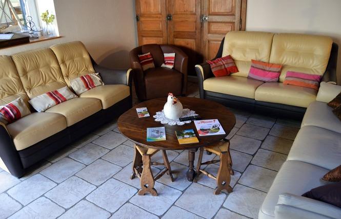 GITE LE VIEUX PRESSOIR 5 - Buxières-sous-les-Côtes