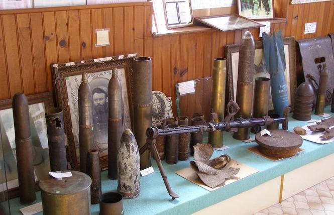 MUSEE 14/18 1 - Apremont-la-Forêt