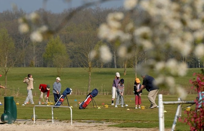 GOLF CLUB DE MADINE 1 - Nonsard-Lamarche