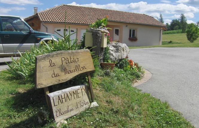 CHAMBRES D'HOTES LE PATIO DU BROUILLON 1 - Lahaymeix