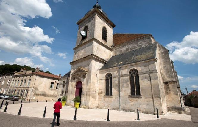 EGLISE SAINT ETIENNE 2 - Saint-Mihiel