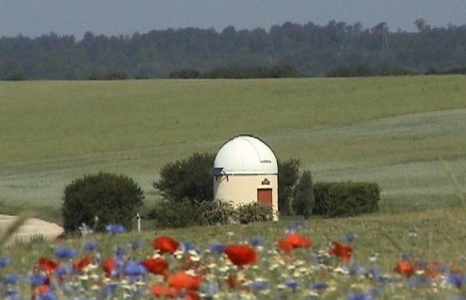 ASSOCIATION SAMMIELLOISE D'ASTRONOMIE 1 - Les Paroches