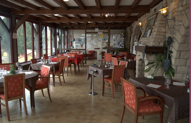 HOTEL RESTAURANT LA TABLE DES BONS PERES 1 - Bislée