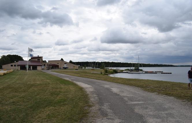 CENTRE NAUTIQUE DU LAC DE MADINE 3 - Heudicourt-sous-les-Côtes