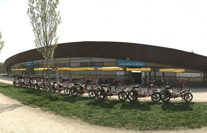 LOCAVEL LOISIRS LOCATION DE CYCLES 1 - Nonsard-Lamarche
