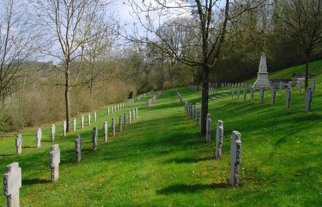 NECROPOLE ALLEMANDE 1 - Bouillonville