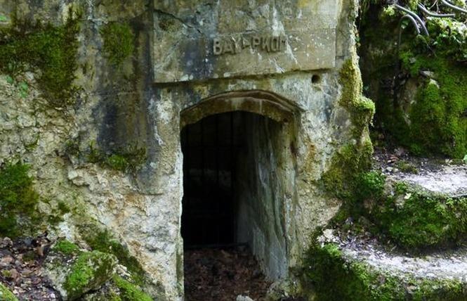 TRANCHEES DES BAVAROIS ET ROFFIGNAC 1 - Apremont-la-Forêt