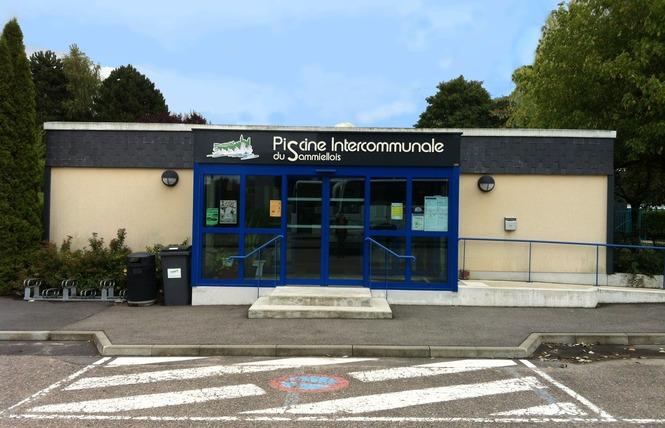 PISCINE INTERCOMMUNALE DU SAMMIELLOIS 1 - Saint-Mihiel