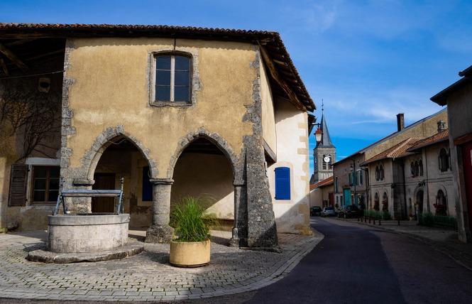 MAISON AUX ARCADES 1 - Vigneulles-lès-Hattonchâtel