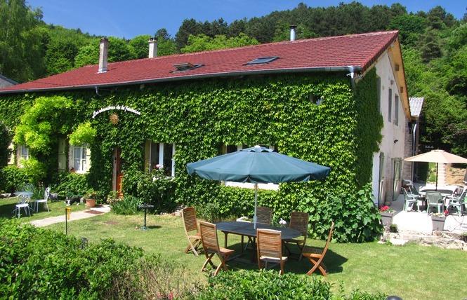 CHAMBRES D'HOTES LES CHAMBRES DE LA FONTAINE 1 - Buxières-sous-les-Côtes