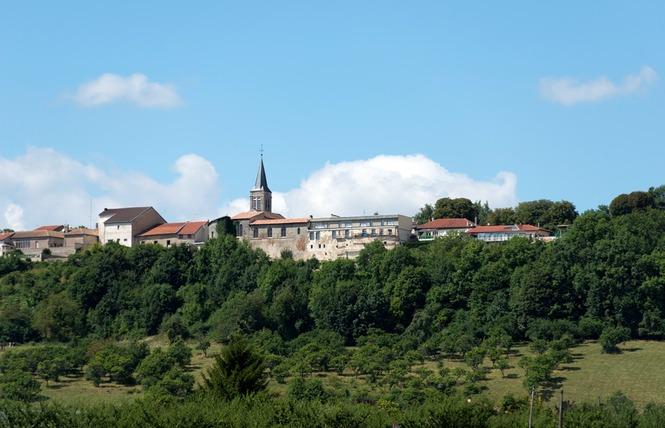 AIRE DE STATIONNEMENT 1 - Vigneulles-lès-Hattonchâtel