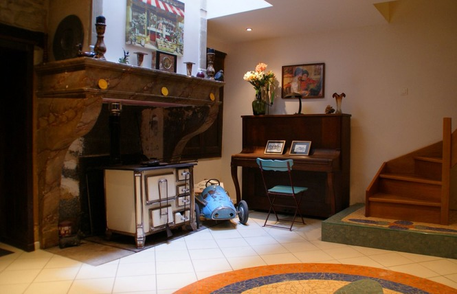 CHEZ CATHARINA OLDTIMER BED & BREAKFAST 5 - Levoncourt